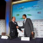 Boeing, Embraer to Collaborate on ecoDemonstrator Technology Tests