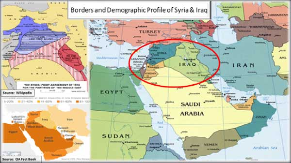 russia middle east map Middle East 2018 Witnesses Russia Outmaneuvering Us