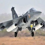 Successful flight tests for the active array radar offered by Thales to HAL for TEJAS