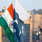 India-Pakistan: Who's Chicken? Playing for Keeps