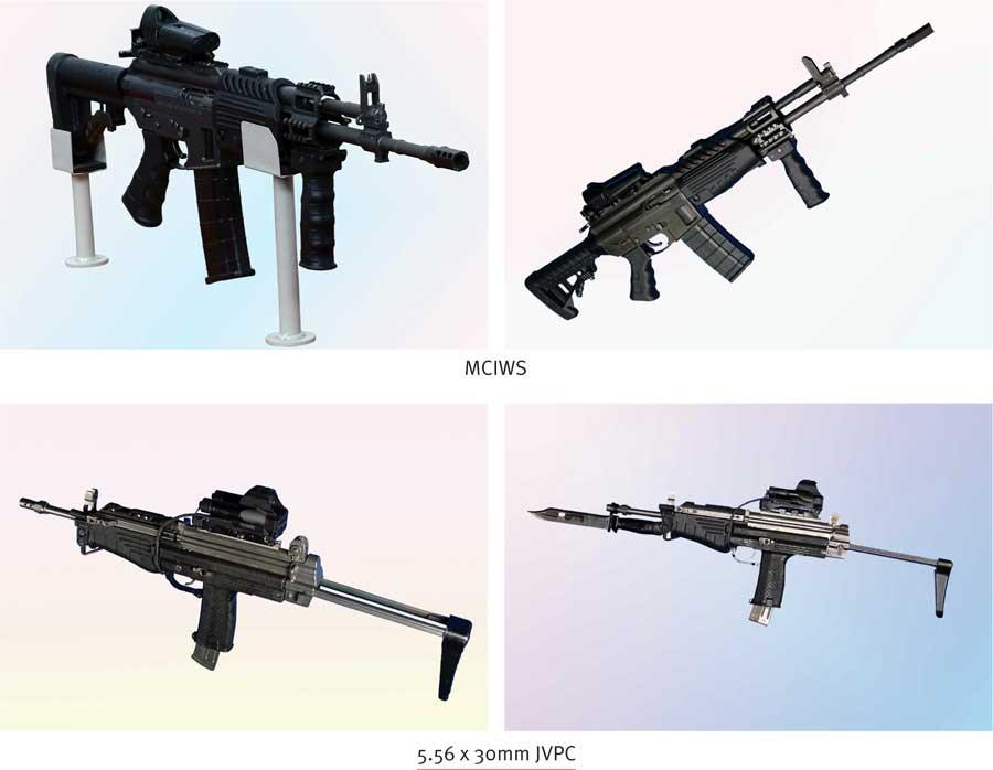 Multi Calibre Assault Rifle Made In India Vs Make In India