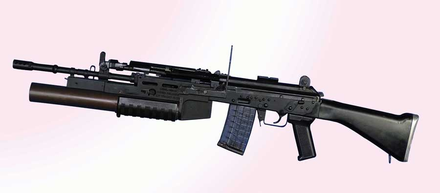 Multi calibre assault rifle made in india vs make in india indian ubgl with insas thecheapjerseys Images