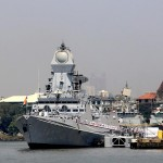 Commissioning INS Kochi: The second ship of the indigenously designed and constructed Project 15A guided missile...
