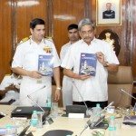 Indigenous Component in Fight Category of Ship Building needs to be Increased Substantially: Defence Minister Manohar Parrikar
