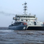 'INS Astradharini': An indigenously built Torpedo Launch and Recovery Vessel