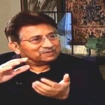 In reply to General Pervez Musharraf