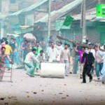 Brutal repression by Pakistani forces in PoK
