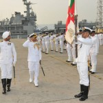 Rear Admiral SV Bhokare takes over as Eastern Fleet Commander