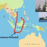 The Dragon's Adventures in the Indian Ocean