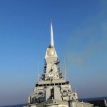 Successful Conduct of LRSAM Firing by Indian Navy
