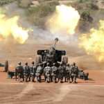 School of Artillery Conducts Exercise 'Sarvatra Prahar' at Devlali Field Firing Ranges