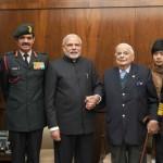 Gen Dalbir Singh, The COAS, Offers Condolences on Demise of Lt Gen JFR Jacob