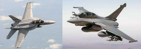 Rafale and F/A-18 - The Right Way Forward