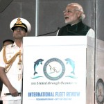 Text of Prime Minister's address at International Fleet Review 2016