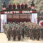 Indo-Nepal Battalion Level Combined Military Exercise Surya Kiran IX Commences