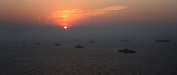 International Fleet Review: Vizag rises to the occasion