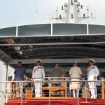 Address by the President of India Pranab Mukherjee at International Fleet Review 2016