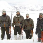 Siachen Glacier also known as The Third Pole