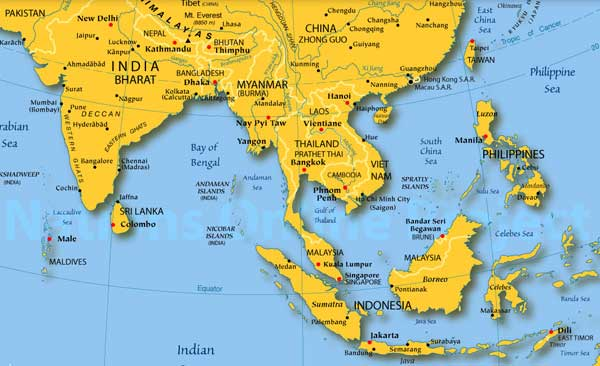 Chinese Interference in South Asia