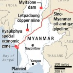Myanmar in China's Push into the Indian Ocean