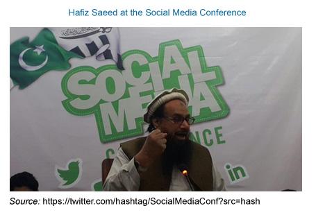 Lashkar-e-Cyber of Hafiz Saeed
