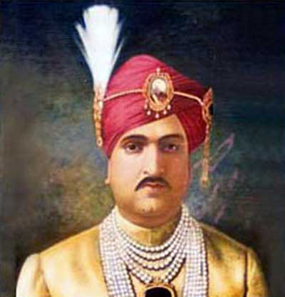 The last Ruling King of India