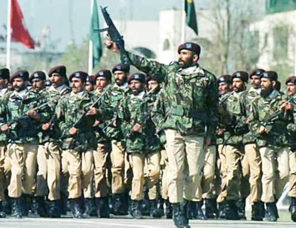 Pakistan Army: In the Eye of the Storm within Pakistan