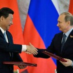 The re-emergence of Strategic Relationship between China and Russia