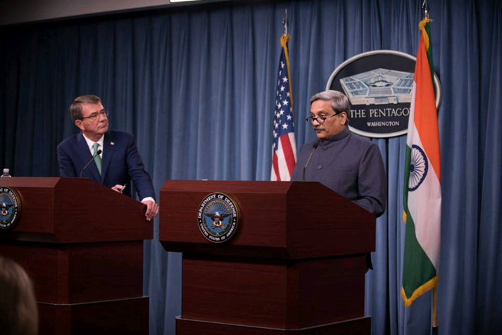 India and the us sign the logistics exchange memorandum of agreement defence platinumwayz