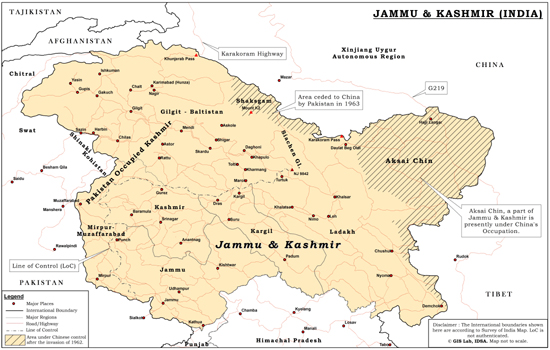 Beyond Cartographic Assertion A Roadmap On Pakistan Occupied Kashmir