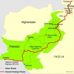 Target China-Pakistan Economic Corridor (CPEC)