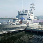 The Indian Navy Commissioned the Highly Manoeuvrable Fast Attack Craft INS Tihayu