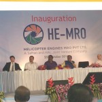 Defence Minister Inaugurates HAL-Safran JV for Helicopter Engines