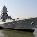 Guided Missile Destroyer INS Chennai Joins the Indian Navy