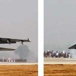 SU-30s and Mirage-2000s carry out trial landings on Lucknow- Agra Express Highway