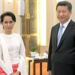 Myanmar-International Pressure and Consequent China's Gains