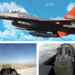 Unmanned Full Scale Fighter Targets for Training and Ucav Technology Development