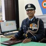 Air Marshal C Harikumar takes over as AOC-in-C Western Air Command of IAF