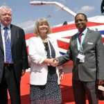 UK Minister for Defence Procurement Shows Support to Indo-UK Advanced HAWK