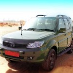 Indian Army orders for Tata Safari Storme