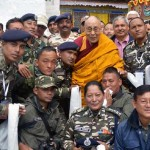 His Holiness the Dalai Lama in the news again