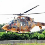 Light Utility Helicopter (PT-2) Makes Maiden Flight