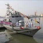INS Tarasa: A Water Jet Fast Attack Craft