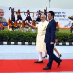 Japanese PM Abe's Visit to India Geopolitically Significant