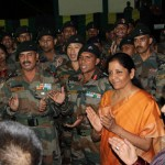 First Diwali of Defence Minister Nirmala Sitharaman
