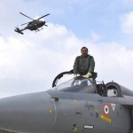 AOC-in-C Southern Air Command Flies Tejas: Reposes Faith in the Indigenous...
