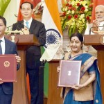 Intensifying India Vietnam Strategic Partnership