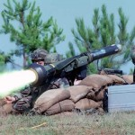 Javelin Fire-and-Forget Anti-Tank Guided Missile