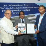 L&T Defence completes delivery of 1,000th Integrated Propulsion Airframe System hardware of Akash Missile