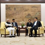 Recent talks between Prime Minister Modi and President Xi Jin Ping and...